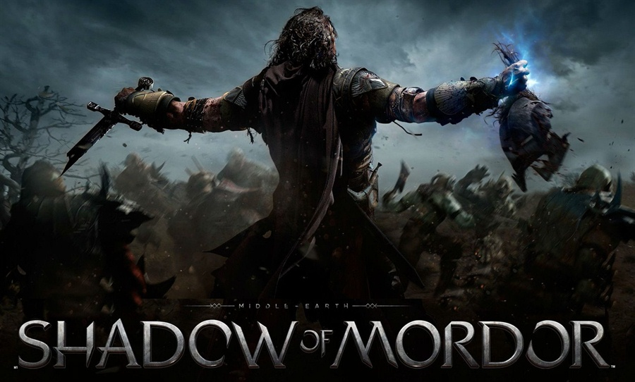 Middle Earth Shadow of Mordor Game of The Year Edition Poster