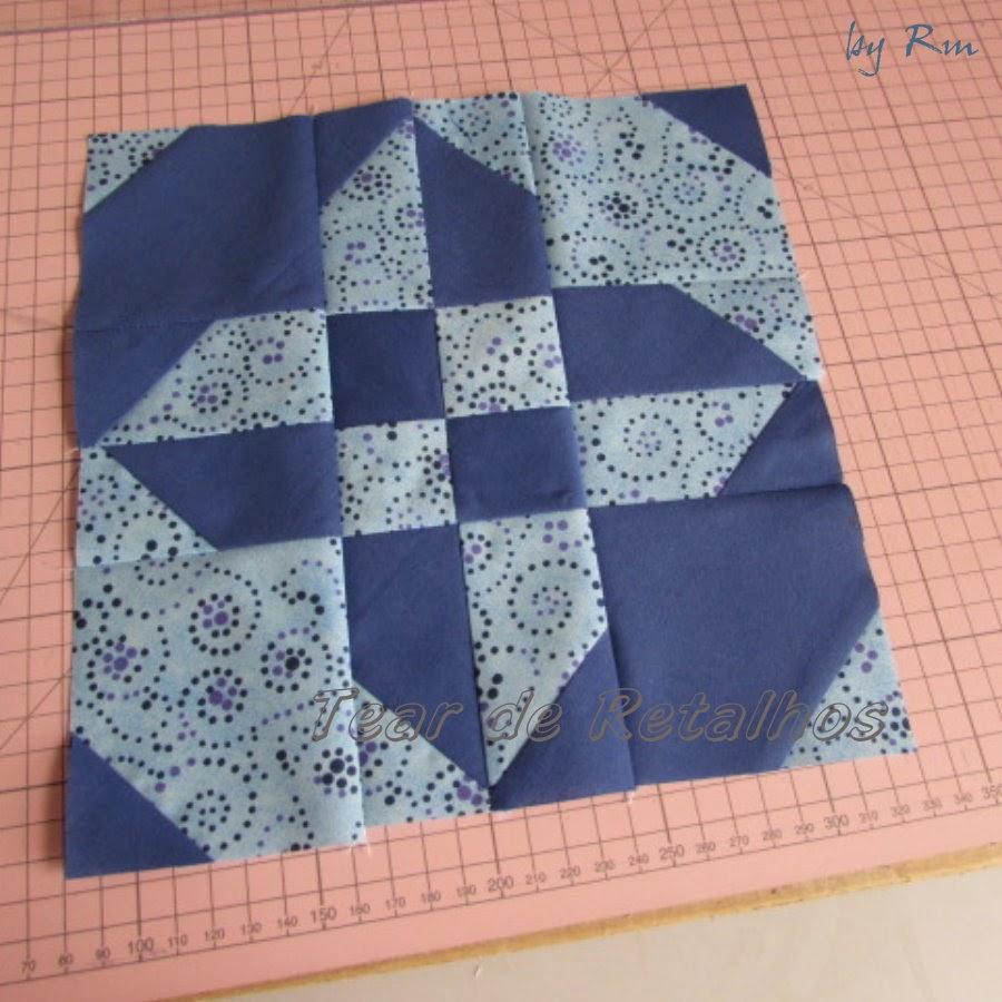 Topo de um trabalho de patchwork