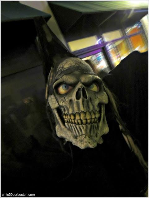 Salem en Halloween: Decoraciones de Miedo