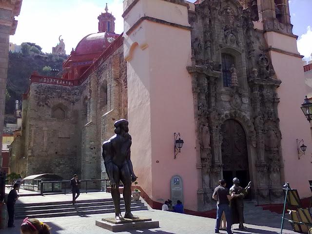 Trovador en Guanajuato