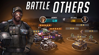 League of War Mercenaries Mod infinite money or coins apk
