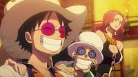 One Piece Film: Gold (2016) - Subtitle Indonesia