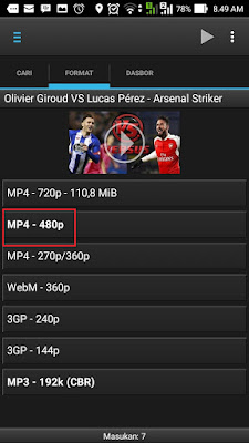 Cara Download Video Youtube di Android dengan Cepat