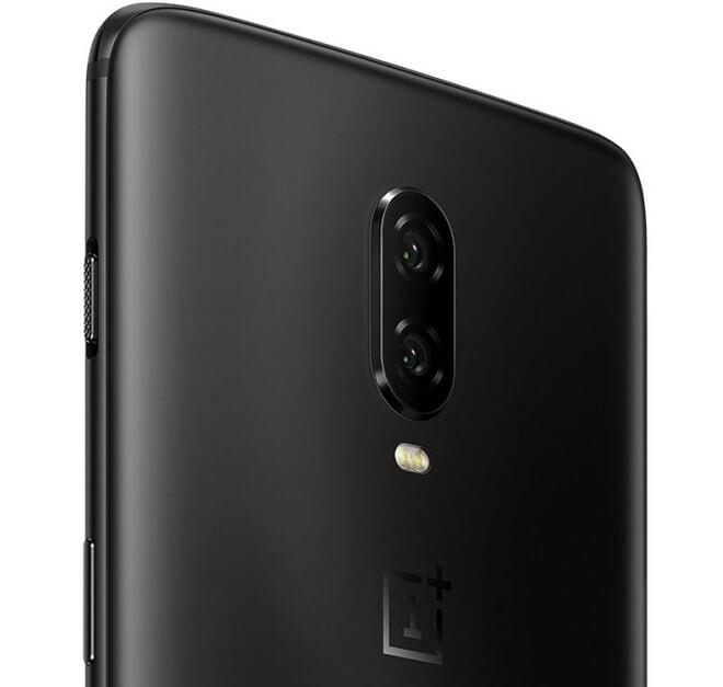 OnePlus 6T Kamera