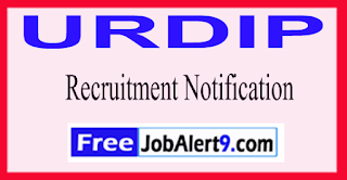 URDIP Unit for Research and Development of Information Products Recruitment Notification 2017 Last Date 12-06-2017