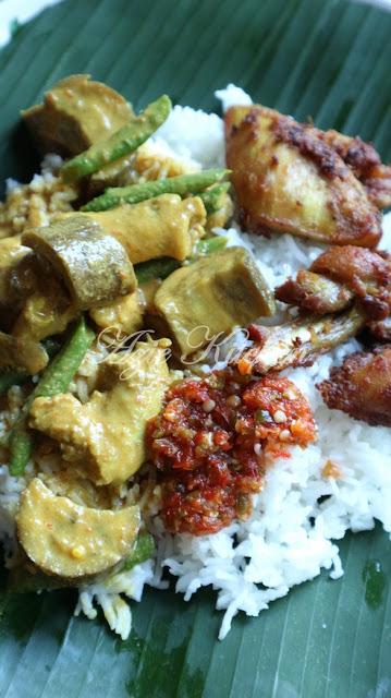 Sambal Nasi Kak Wook Yang Original