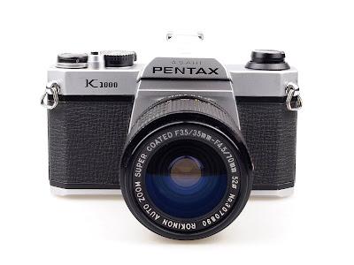 Pentax K1000 (Japan, 1976)