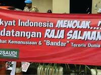 Ada Aliansi Tolak Raja Salman ke Indonesia, Netizen: Ente Semua Mau Klo Disuruh Haji ke Cina?