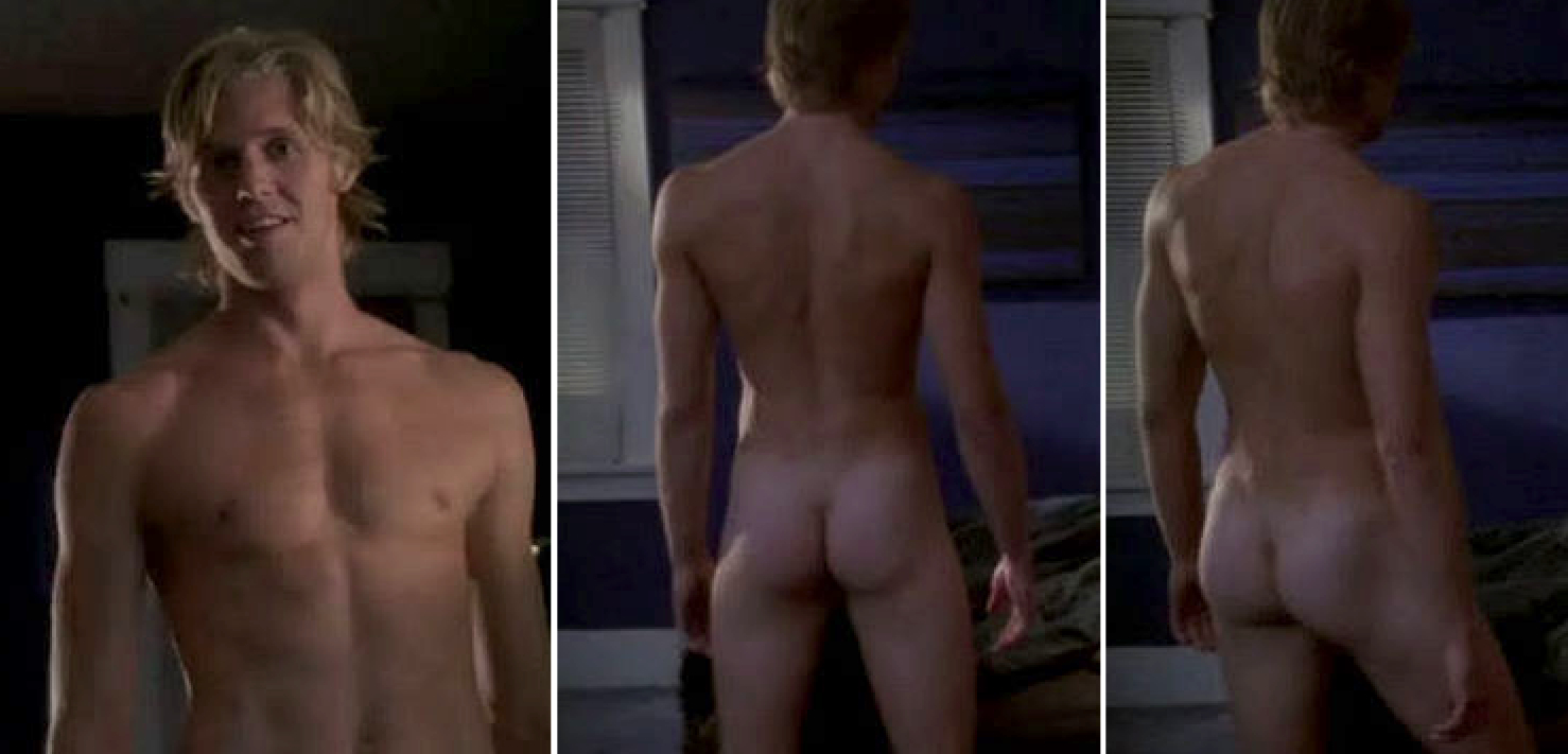 Ryan cartwright naked