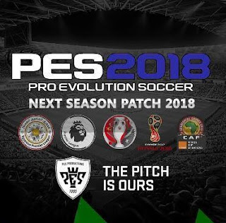 PES 2017 Next Season Patch Season 2017/2018
