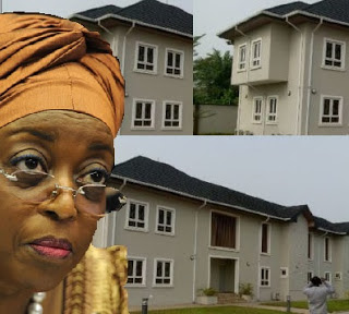 diezani secret estate yenagoa bayelsa street