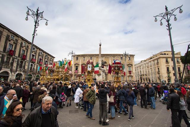 Festa di Sant'Agata-Il Duomo