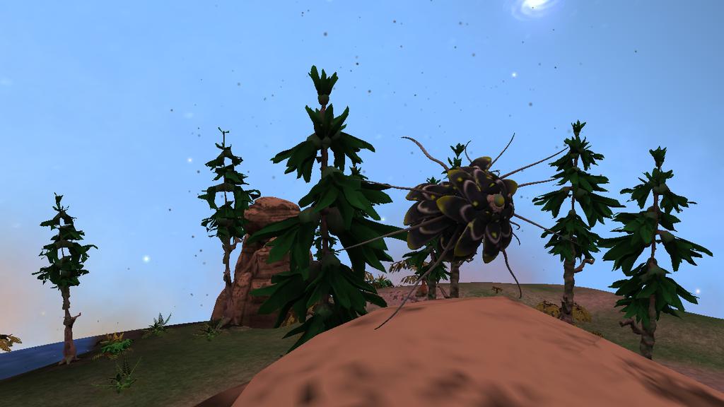 Criaturas del planeta Monlyth ~ Spore Galaxies: The Fallen Spore_06-04-2012_19-31-46_zpsnp1cxqu8