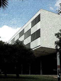 Pavilhão da Bienal, no Ibirapuera, em São Paulo