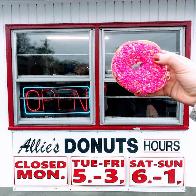 Allie's Donuts Rhode Island