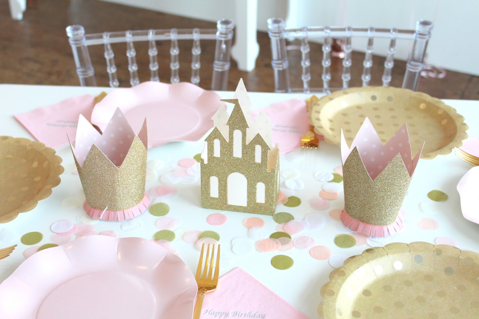 For the Love of Character: Little Princess Party