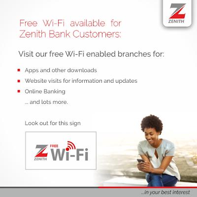 Zenith-Bank-Free-Wifi
