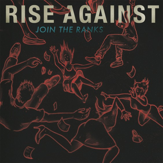 "<center>Rise Against - Join The Ranks 7"" (2011)</center>"