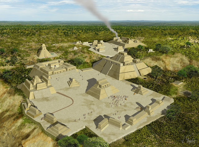 Undisturbed Mayan tomb reveals intriguing secrets of 'snake kings'