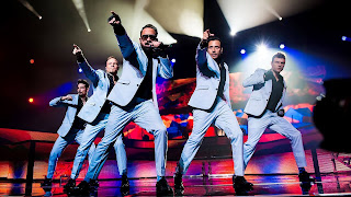 The Backstreet Boys reveal how a fart became part of their hit track The call