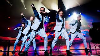 Legendary boy band the Backstreet Boys fart confessions