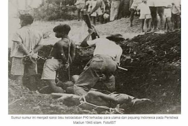Tragedi Kelam Madiun 1948, Sejarah Kebiadaban PKI Terhadap Ulama Kita