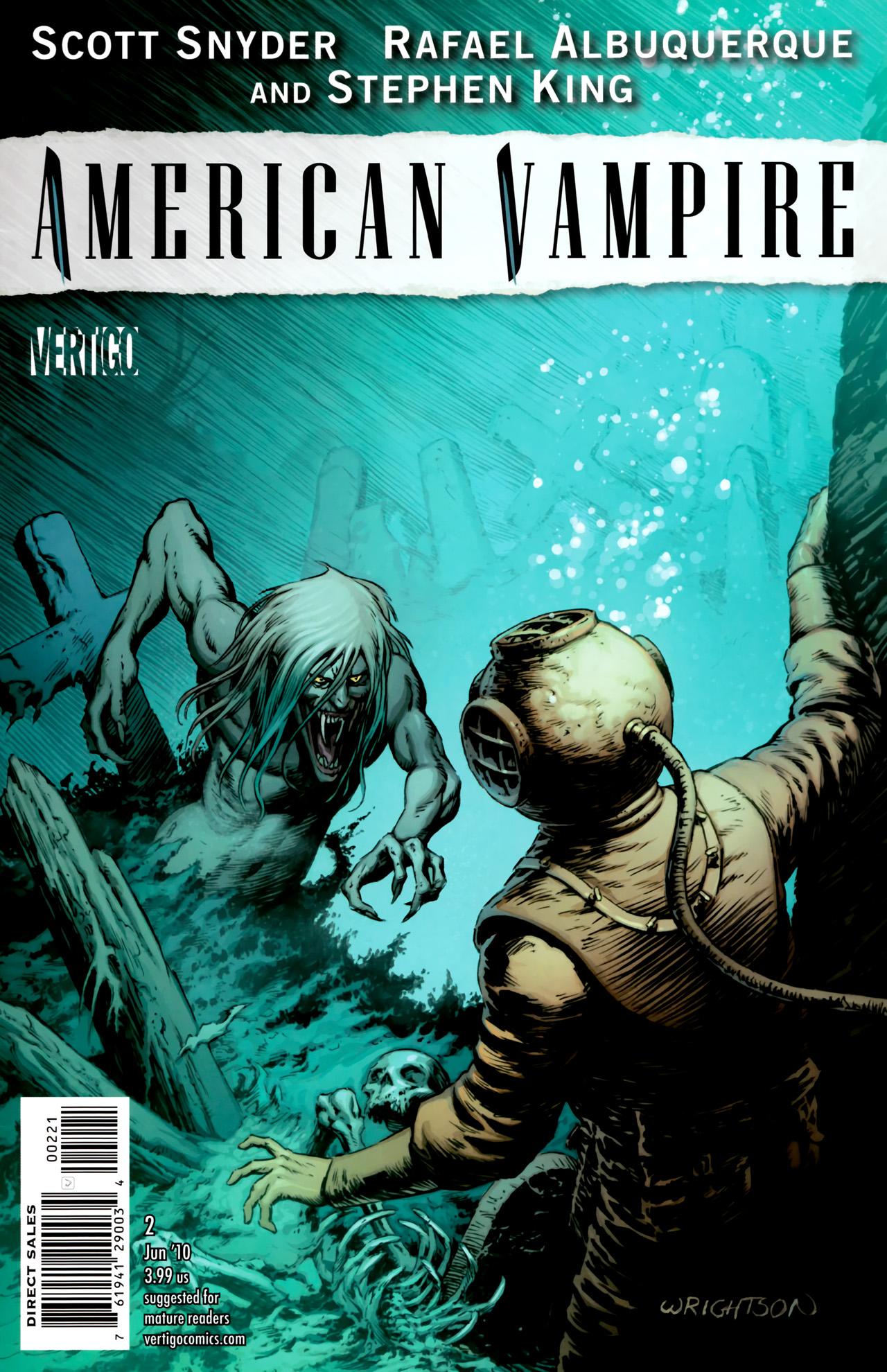 Read online American Vampire comic -  Issue #2 - 2