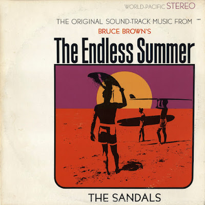 The Sandals - The Endless Summer (1964)