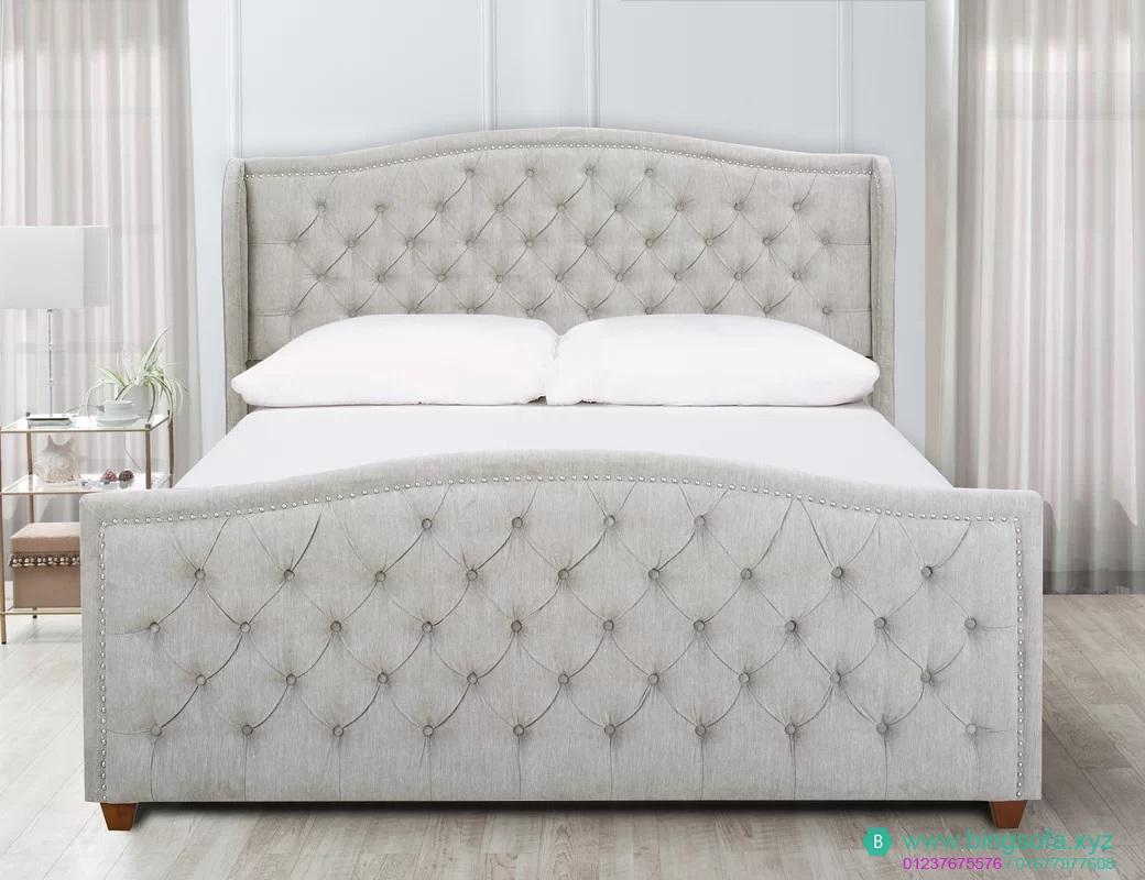 Các kiểu giường ngủ thấp sàn đẹp giá rẻ