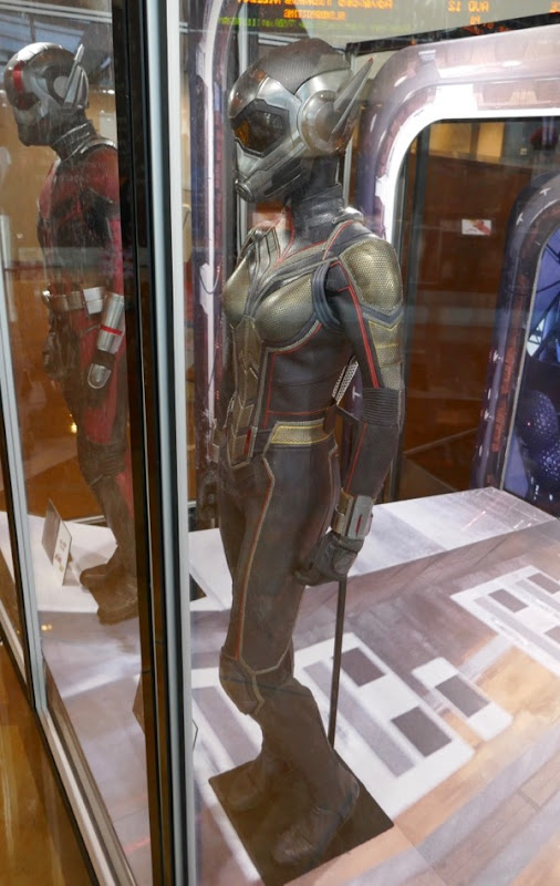 Evangeline Lilly Ant-Man and the Wasp costume