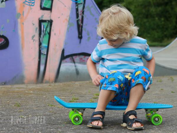 Skaterstuff für coole Jungs