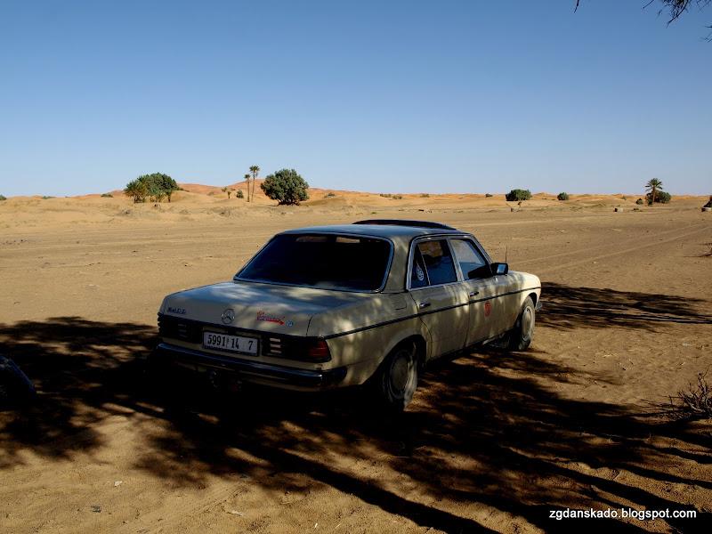 Merzouga - grand taxi