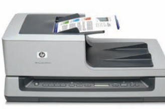 Download HP Scanjet N8420 Drivers