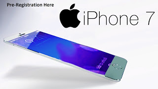 iPhone 7 Pre-Registration Booking UK, India, US price in Online