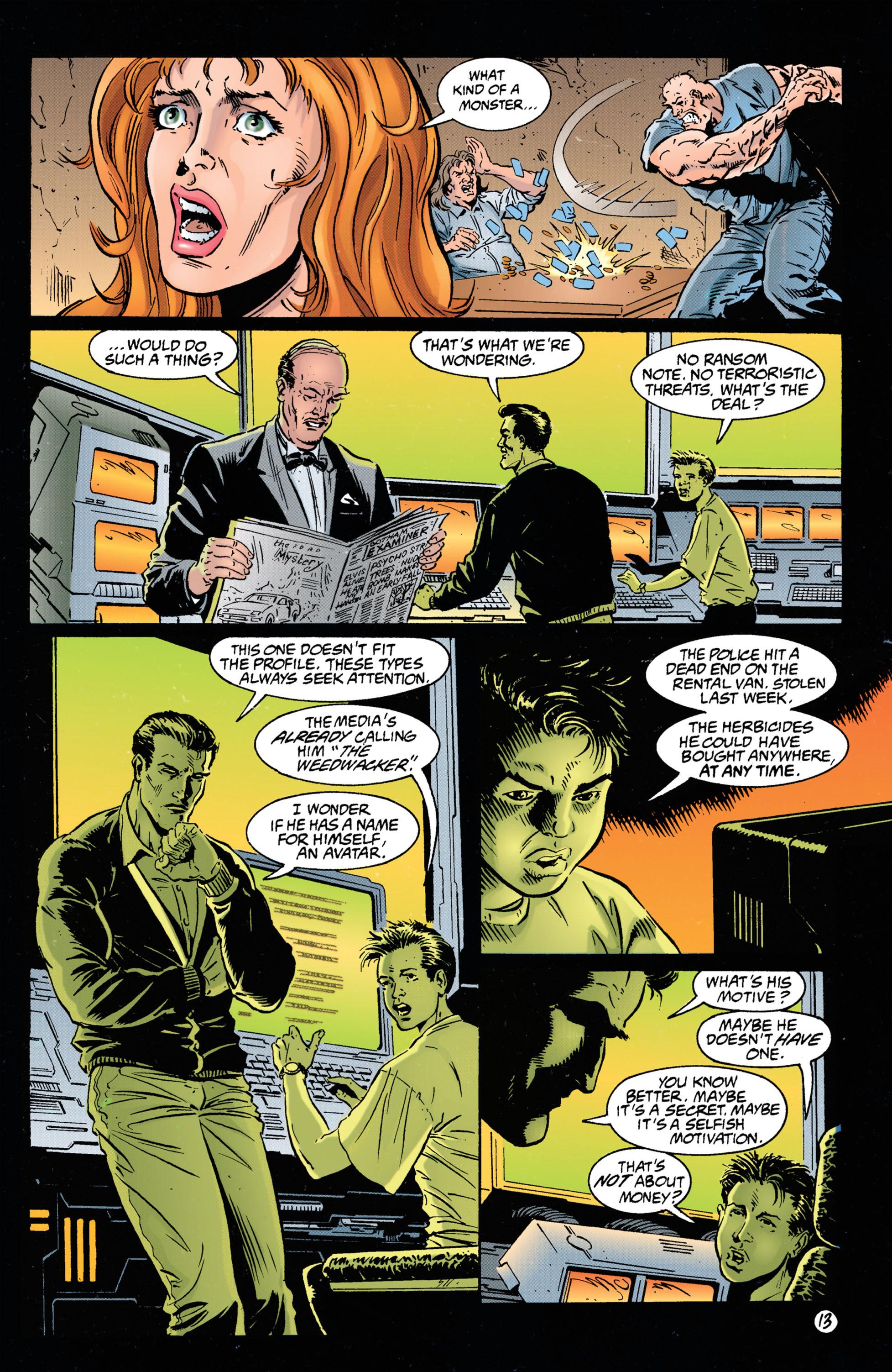Detective Comics (1937) 693 Page 13