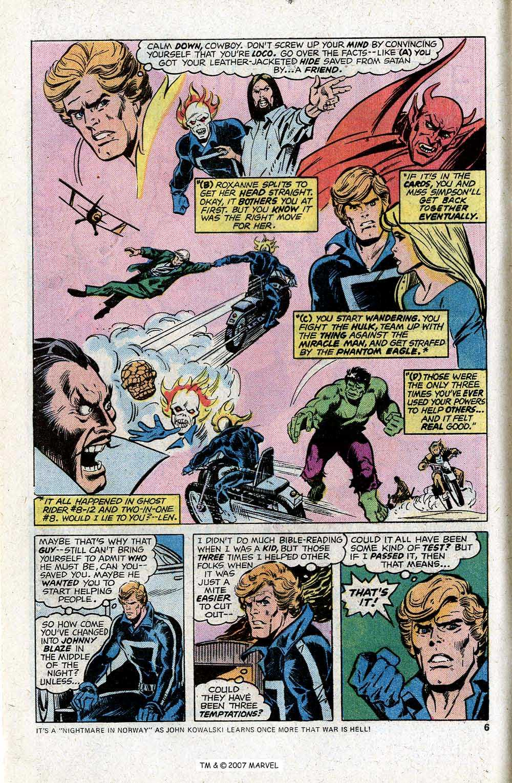 Ghost Rider (1973) Issue #13 #13 - English 8