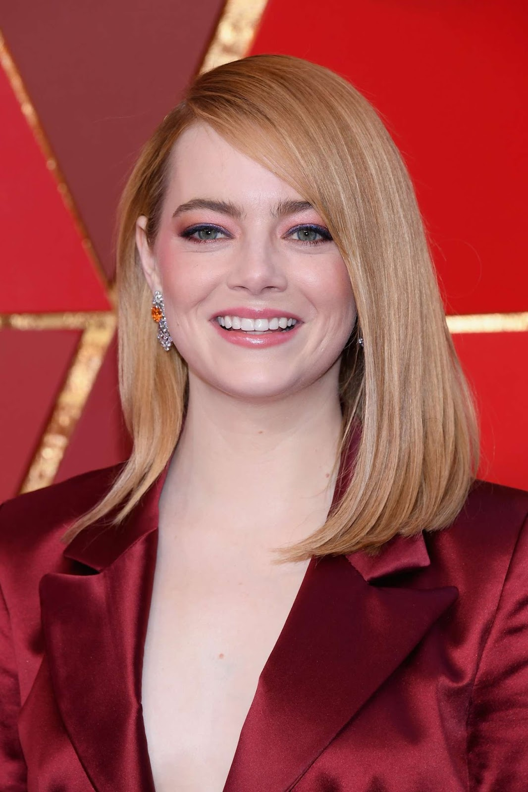 Emma Stone – 2018 Academy Awards in Los Angeles