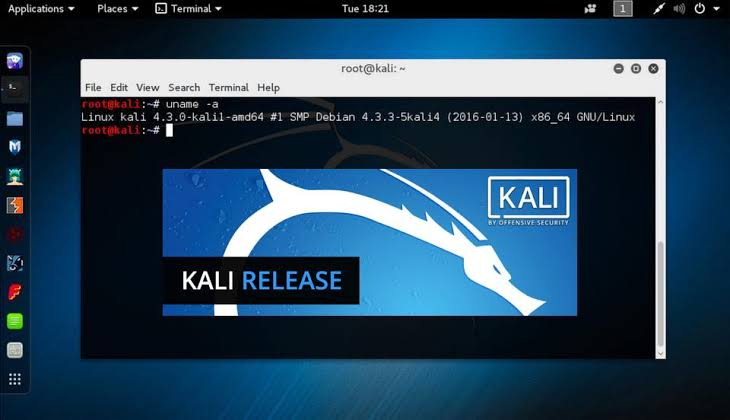 IT GENIUS SITE: Kali Linux Best Hacking Operating system