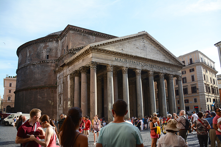 Pantheon in Rome, Italy | My Darling Days