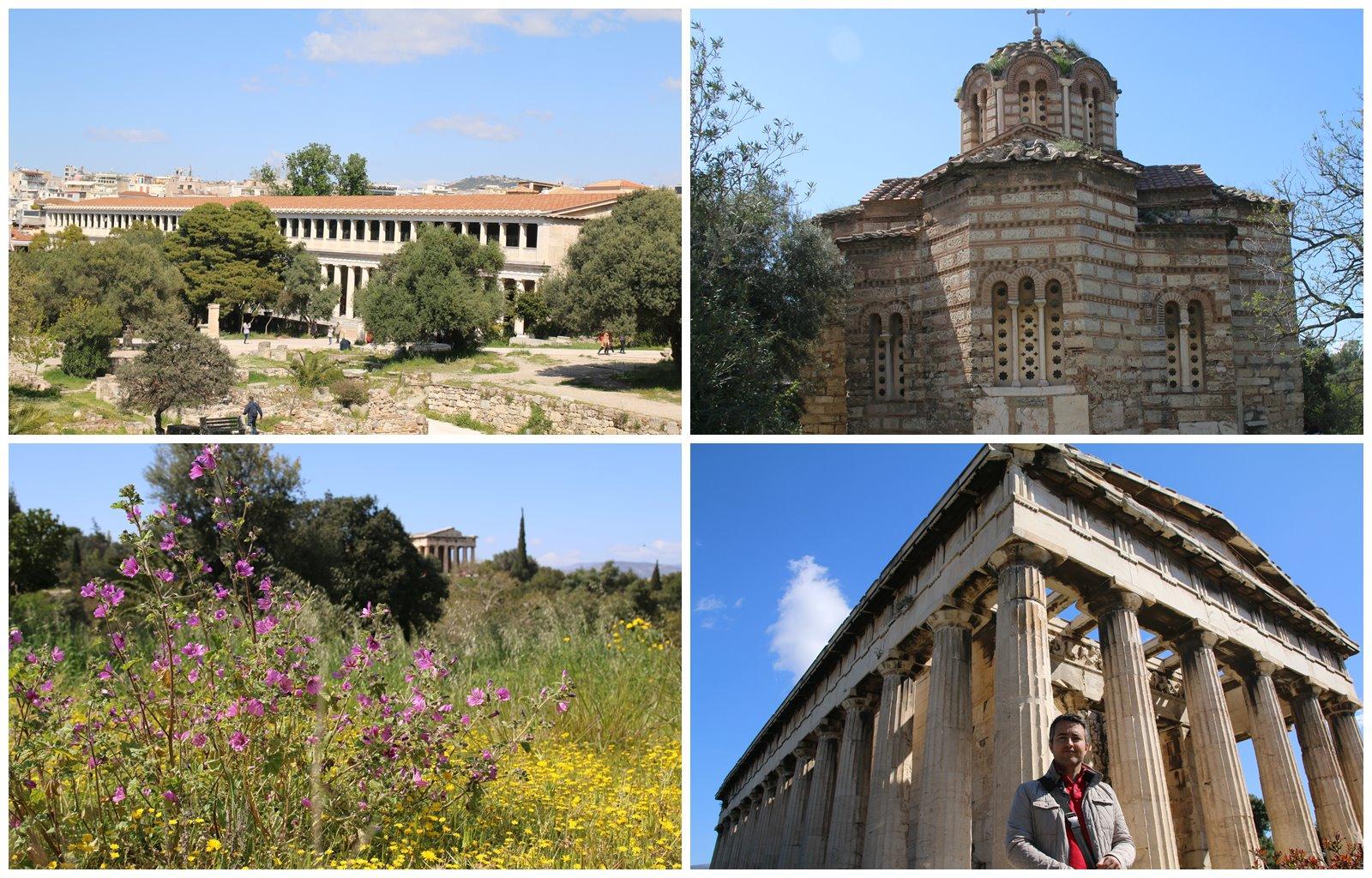 Viajes De La Parejita Atenas Ii