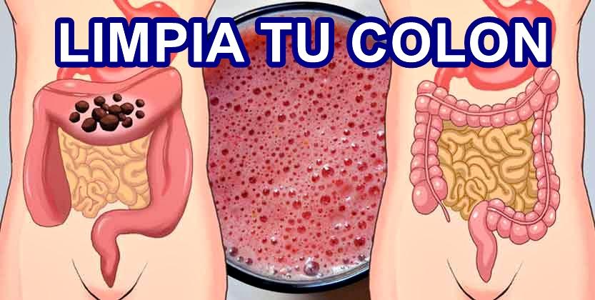 formas naturales de limpiar el colon y evitar el cáncer