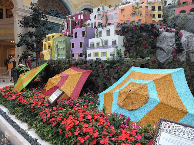 Bellagio Conservatory Summer Display