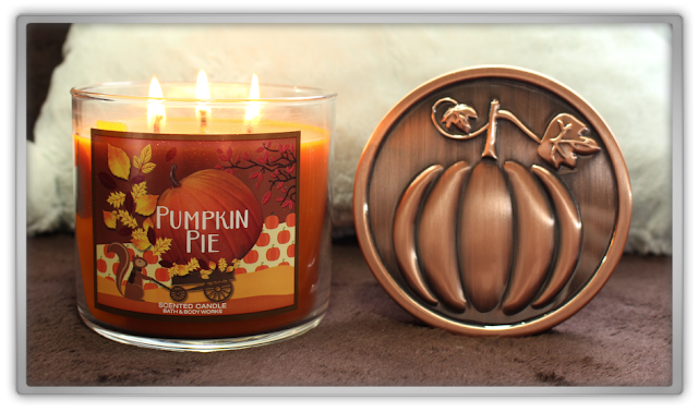 Bath and Body Works huge fall autumn Haul Review home fragrance BBW beauty blogger 3 wick scented candle pumpkin pie cozy favorites