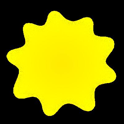Le soleil - Les Mousquetettes