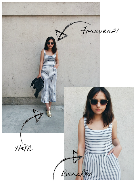 ps minimalist blog,personal style, fashion and beauty blogger valentina batrac,teen blogger,hrvatske fashion blogerice,spring 2017 outfits and trends,what to wear this spring,spring street style,culotte jumpsuit and gold loafers,how to style loafers and culottes