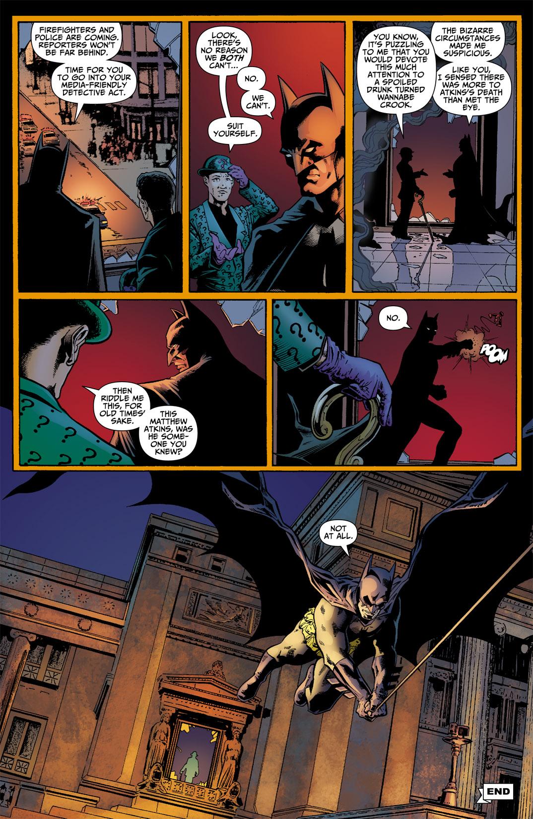 Detective Comics (1937) 828 Page 22