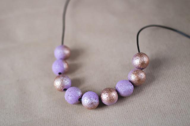 Perlen aus Kork