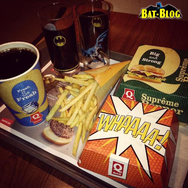 Belgium Chain Of Fast Food Hamburger Restaurant