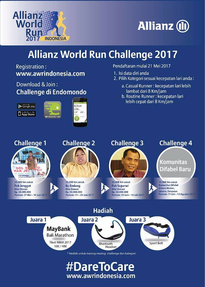 Allianz World Run Indonesia • 2017