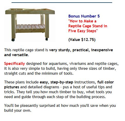 how to make the snake cages